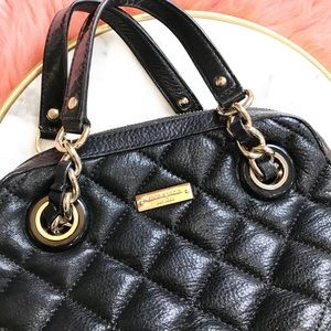 Kate Spade • Quilted Leather Chain Satchel